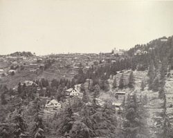 General view of Simla 39434